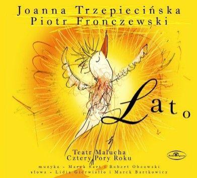 Joanna Trzepiecińska, Piotr Fronczewski Teatr Malucha Lato