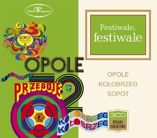 Festiwale, festiwale - Opole, Kołobrzeg, Sopot