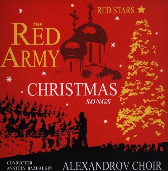Alexandrov Song And Dance Ensebmle of the Soviet Army Chór Aleksandrowa - Red Army Christmas Songs / Kolędy