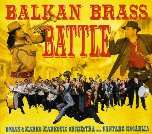 Boban & Marko Marković Orchestra vs. Fanfare Ciocărlia Balkan Brass Battle