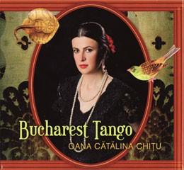 Oana Cǎtǎlina Chiţu Bucharest Tango