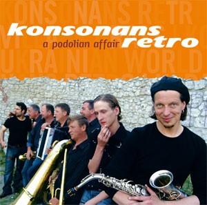 Konsonans Retro A Podolian Affair