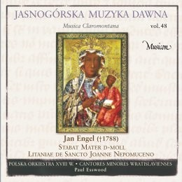Polska Orkiestra XVIII wieku / Polish Orchestra of the XVIII century / Cantores Minores Wratislavienses  Jasnogórska Muzyka Dawna vol.48 - Musica Claromontana vol. 48