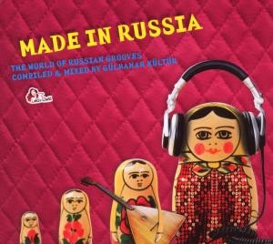 Sampler Made In Russia: The World Of Russian Grooves