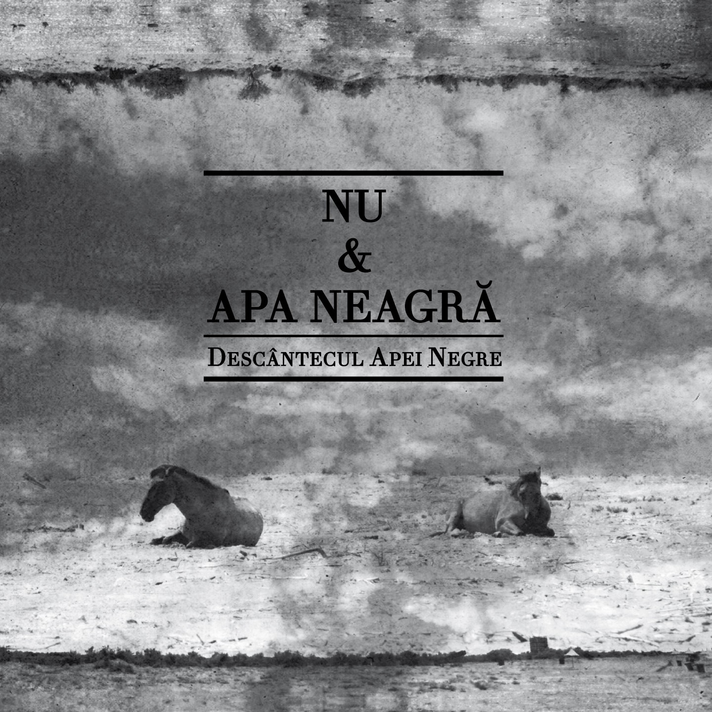 Nu & Apa Neagra Descantecul Apei Negre Black Water Incantation