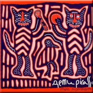 Deti Picasso Ethnic Experiments