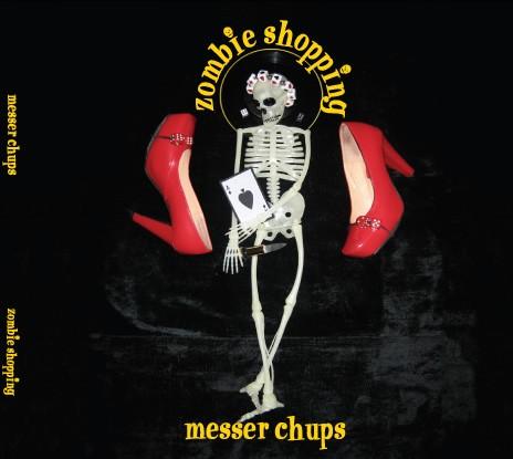 Messer Chups Zombie Shopping