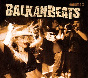 CD BalkanBeats vol.2