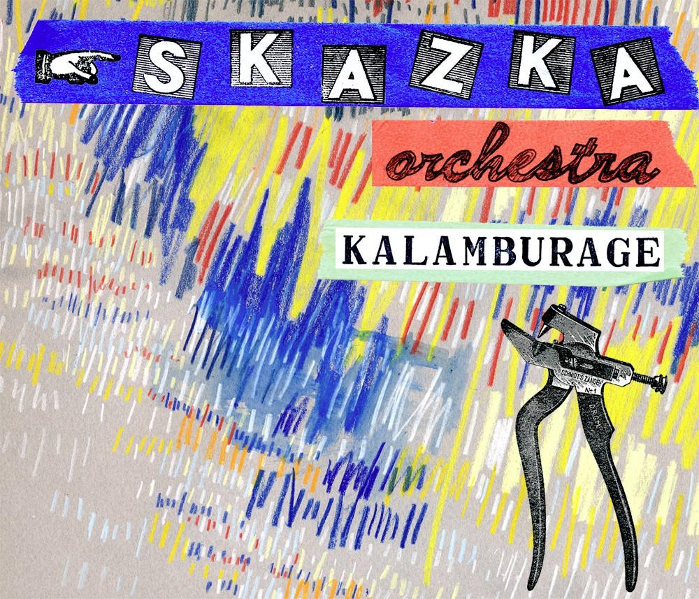 SkaZka Orchestra Kalamburage