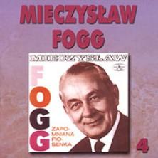 Zapomniana piosenka 4 Mieczysław Fogg