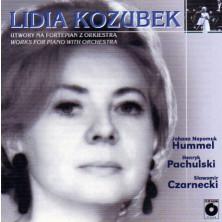 Works for piano with orchestra Utwory na fortepian z orkiestra Lidia Kozubek