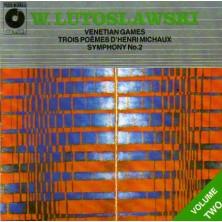 Witold Lutosławski Vol. 2 Witold Lutosławski