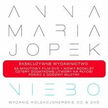 Niebo (Wydanie kolekcjonerskie CD+DVD) Anna Maria Jopek