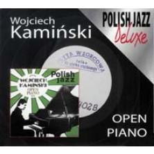 Open Piano - Jazz Deluxe Wojciech Kamiński