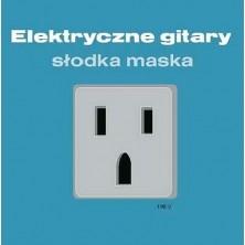 Słodka Maska Elektryczne gitary