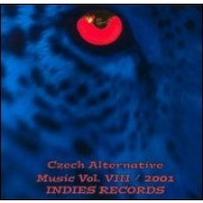 Czech Alternative Music vol. VIII - 2001  Sampler