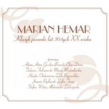 Marian Hemar - Klasyk piosenki polskiej lat 30-tych Marian Hemar