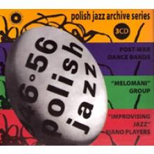 Polish jazz 1946 - 1956 Sampler