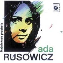 Największe przeboje Ada Rusowicz
