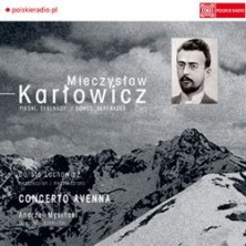 Pieśni, serenady Mieczysław Karłowicz