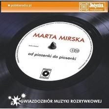 Gwiazdozbiór muzyki rozrywkowej Marta Mirska