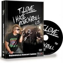 I hate rocknroll live T.Love
