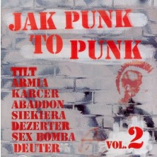 Jak punk to punk vol. 2  Sampler
