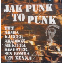 Jak punk to punk vol. 1 Sampler
