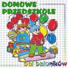 Bal baloników Domowe Przedszkole