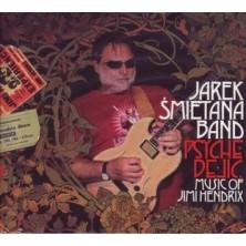 PSYCHEDELIC Music of Jimi Hendrix Jarek Śmietana Band
