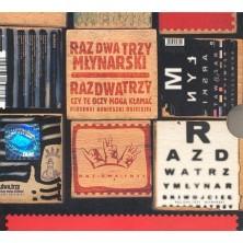 Osiecka, Młynarski 2 CD BOX Raz, Dwa, Trzy