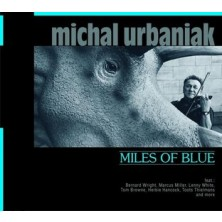 Miles Of Blue Michał Urbaniak