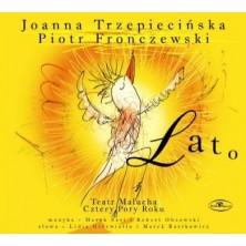 Teatr Malucha Lato Joanna Trzepiecińska, Piotr Fronczewski