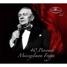 Mieczysław Fogg 40 Piosenek Mieczysław Fogg