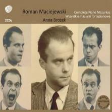 Complete Piano Mazurkas Roman Maciejewski
