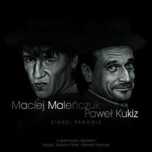 Starsi panowie Maciej Maleńczuk Paweł Kukiz