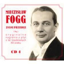 Mieczysław Fogg - Znane przeboje Mieczysław Fogg