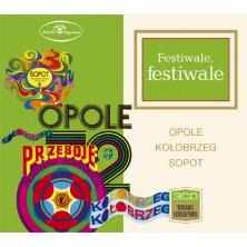 Festiwale, festiwale Opole, Kołobrzeg, Sopot Sampler
