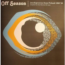 Off Season. Jazz and grooves from Poland 1966~89 Sampler
