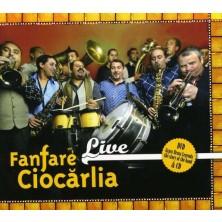 Live Fanfare Ciocărlia