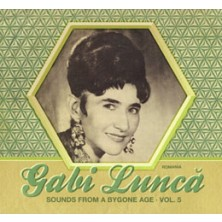Sounds From A Bygone Age Vol.5 Gabi Lunca