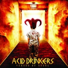 Verses Of Steel Acid Drinkers