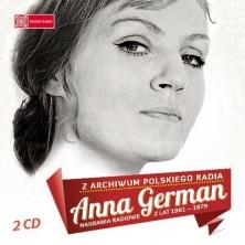Z Archiwum Polskiego Radia Vol. 13 - Nagrania radiowe z lat 1961-1978 Anna German