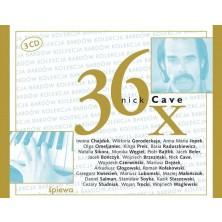 36 x Nick Cave Sampler