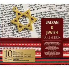 Balkan and Jewish Collection Sampler