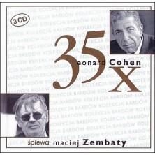 35 x Leonard Cohen śpiewa Zembaty Maciej Zembaty