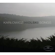 Pieśni Songs Mieczysław Karłowicz, Andrzej Hiolski