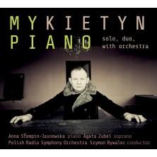 Mykietin My Piano Anna Stempin-Jasnowska, Agata Zubel