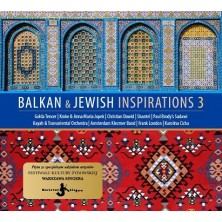 Balkan and Jewish Inspirations 3 Sampler