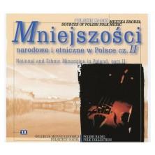 Muzyka źródeł: Mniejszości narodowe i etniczne w Polsce vol. 2 Sources of Polish Folk Music Sampler